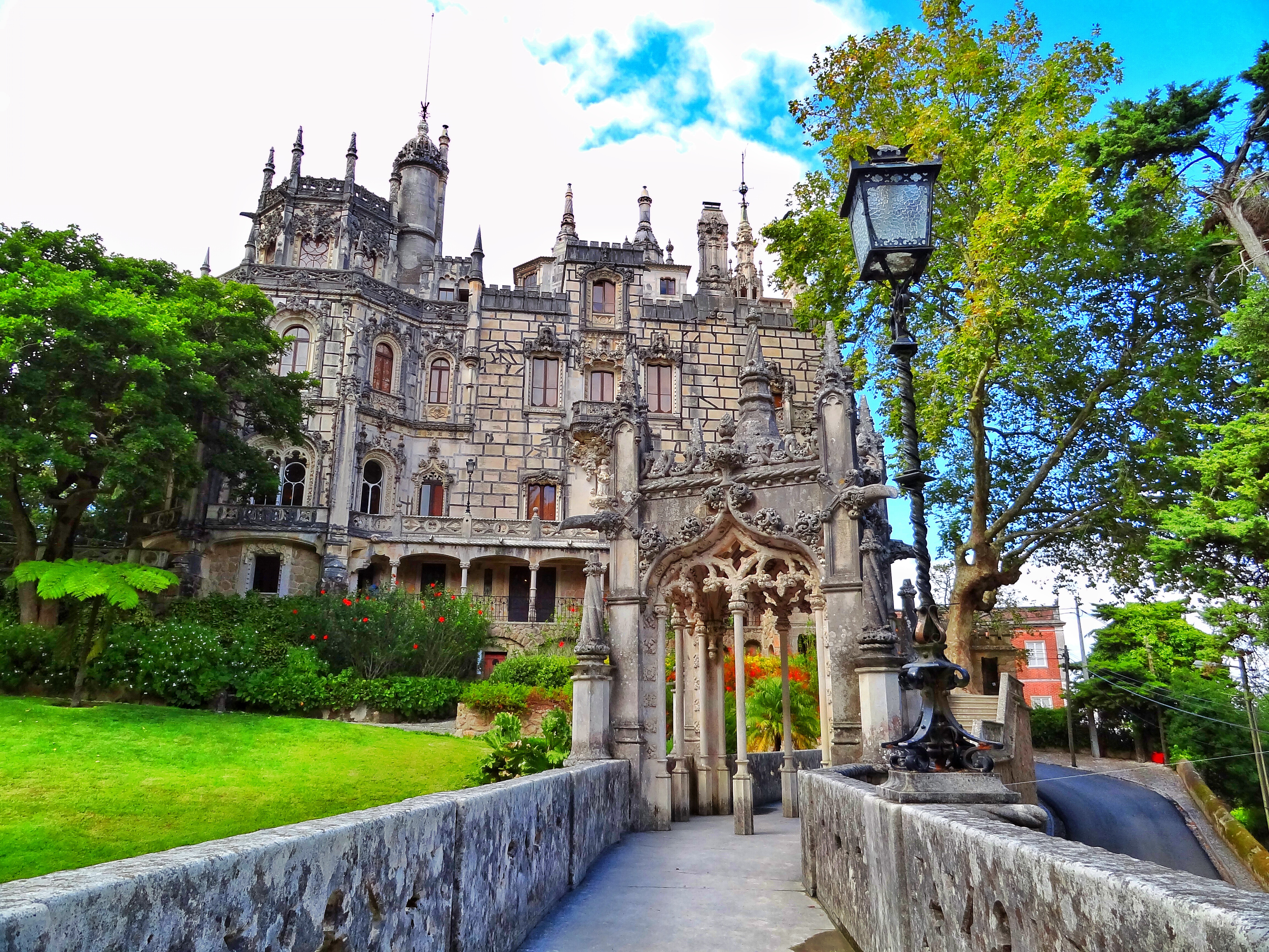 Video Palaces Amp Castles Of Sintra The Fairytale Town