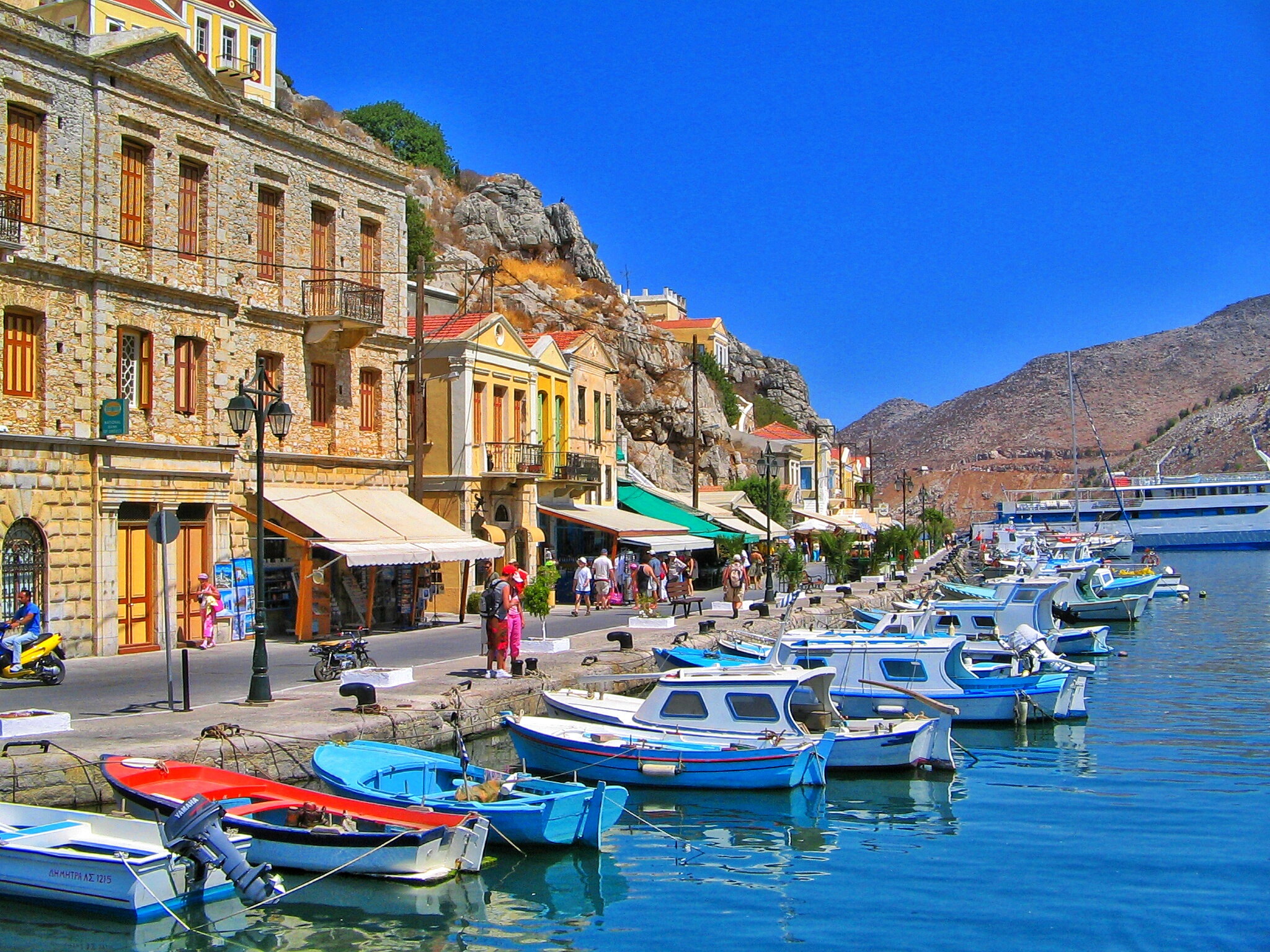 Day Trip To Symi A Hidden Dodecanese Treasure
