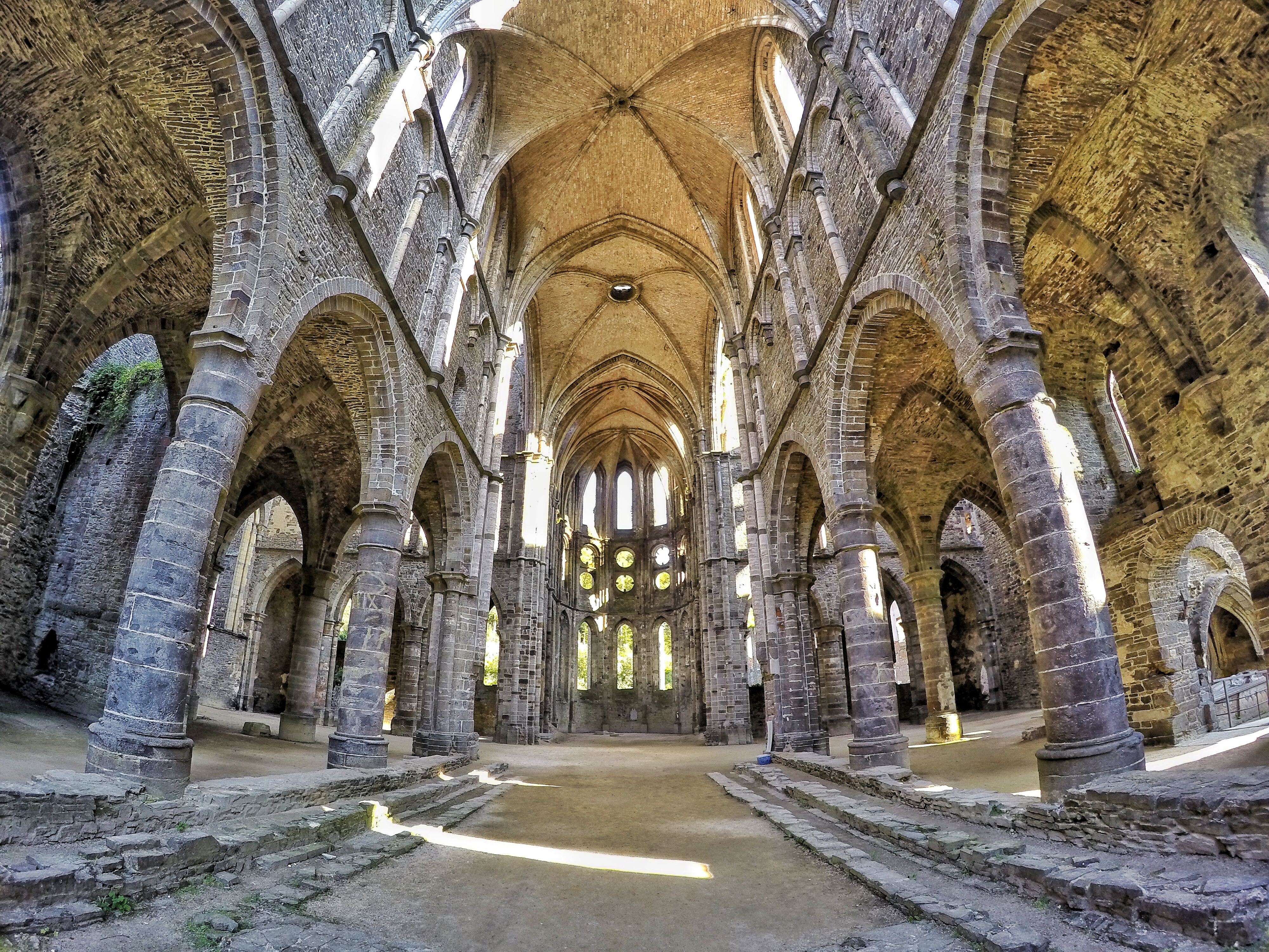 A Day Trip To The Abbey Of Villers La Ville