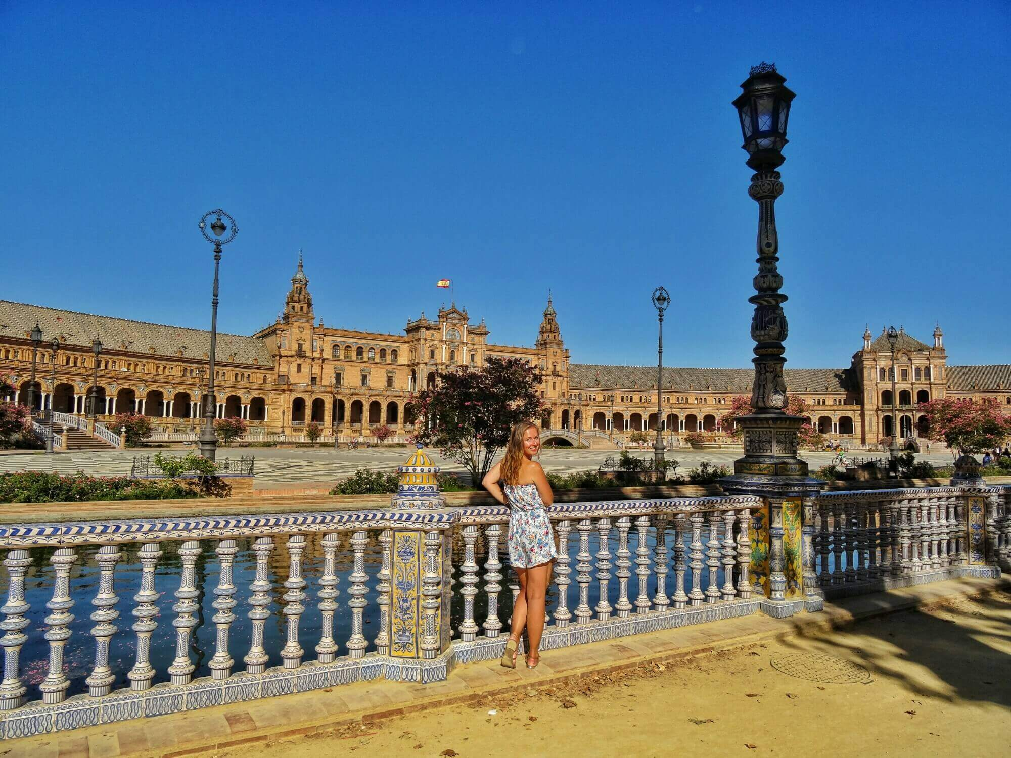 Video Sunday Vibes Amp A Carriage Ride In Sevilla World