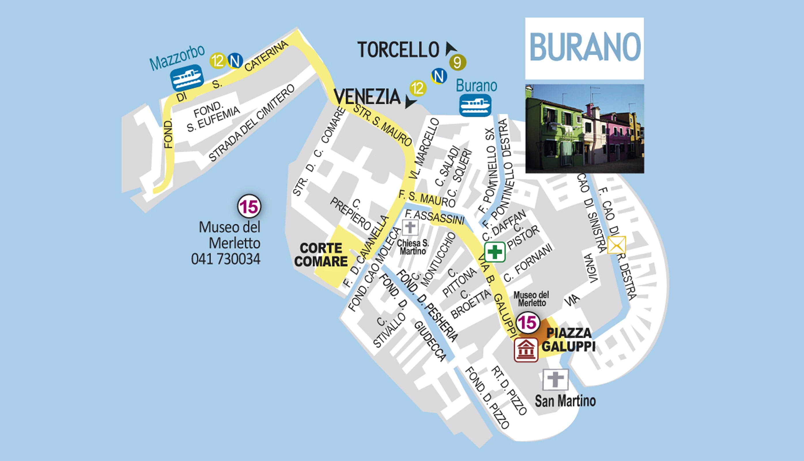 burano map – WORLD WANDERISTA