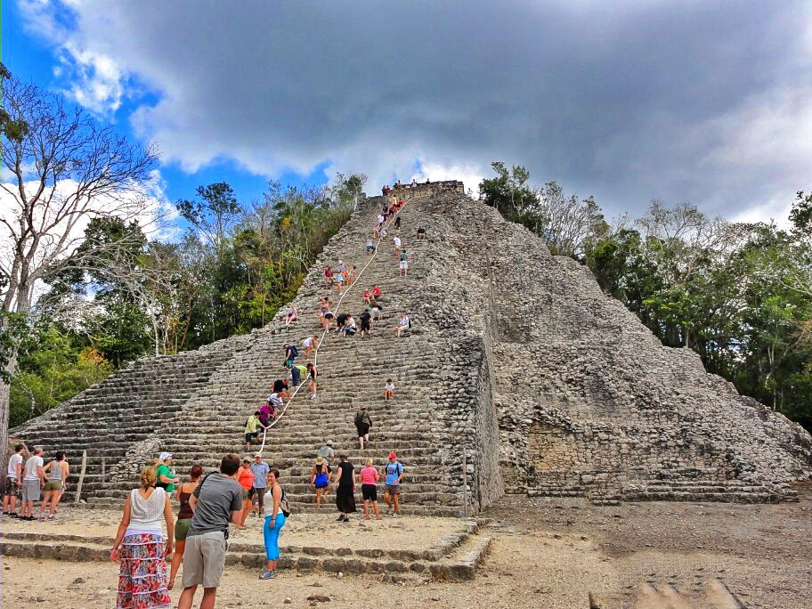 Video A Day Trip To Coba Amp Tulum World Wanderista