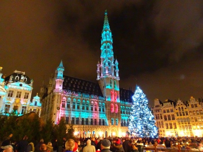 In The Spotlight The Christmas Market Of Brussels World