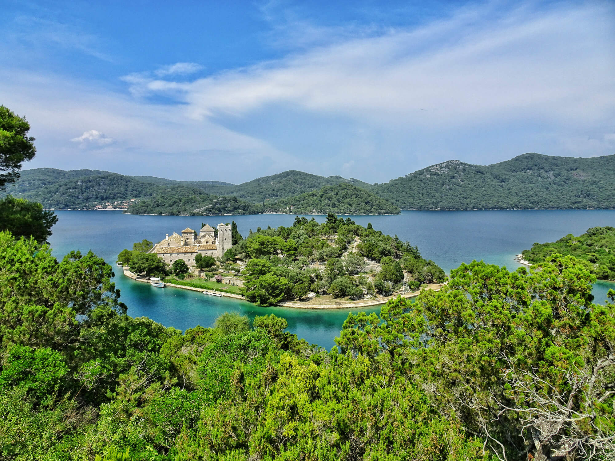 Mljet Island Escape The Crowds Of Dubrovnik World