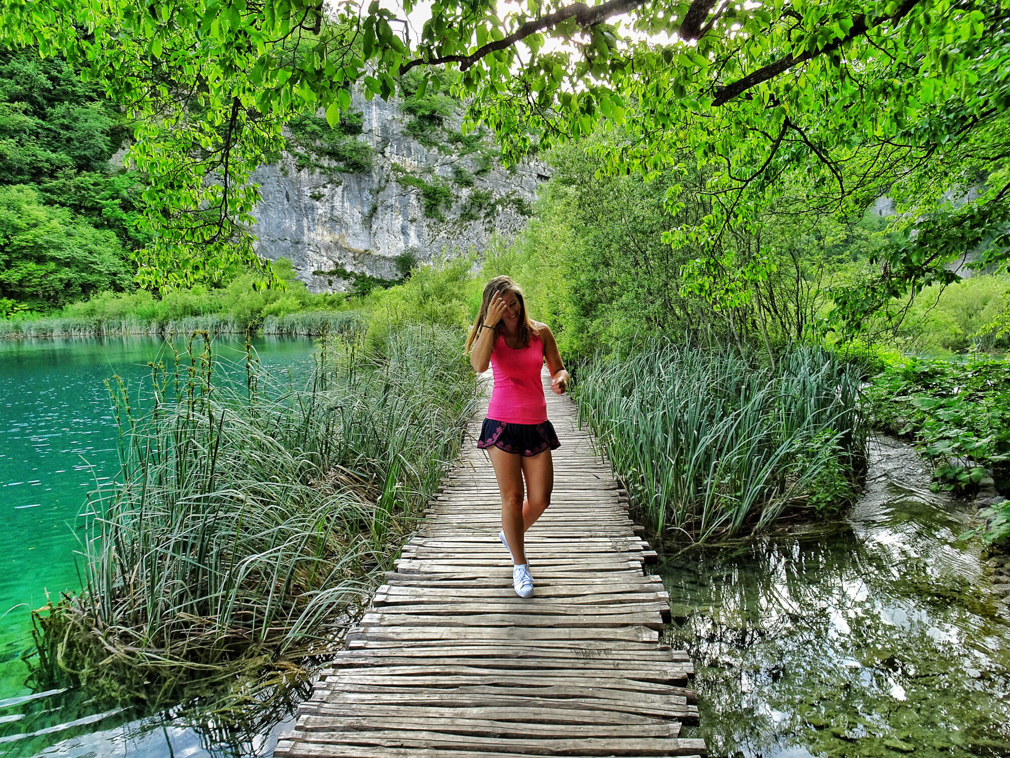 Video Croatia Vlog 2 First Impression Of Plitvice Lakes