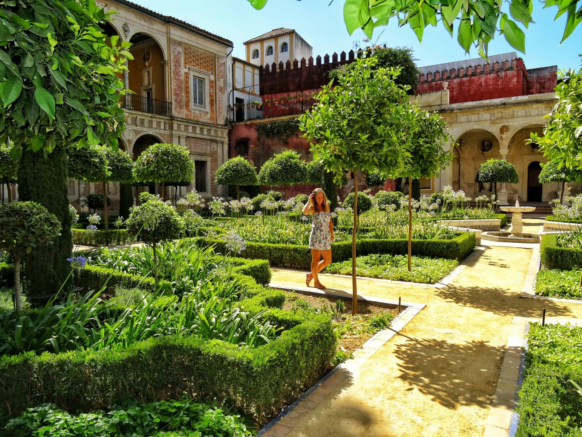 Video sevilla vlog 1 casa de pilatos plaza de espa a world wanderista - Casa home malaga ...