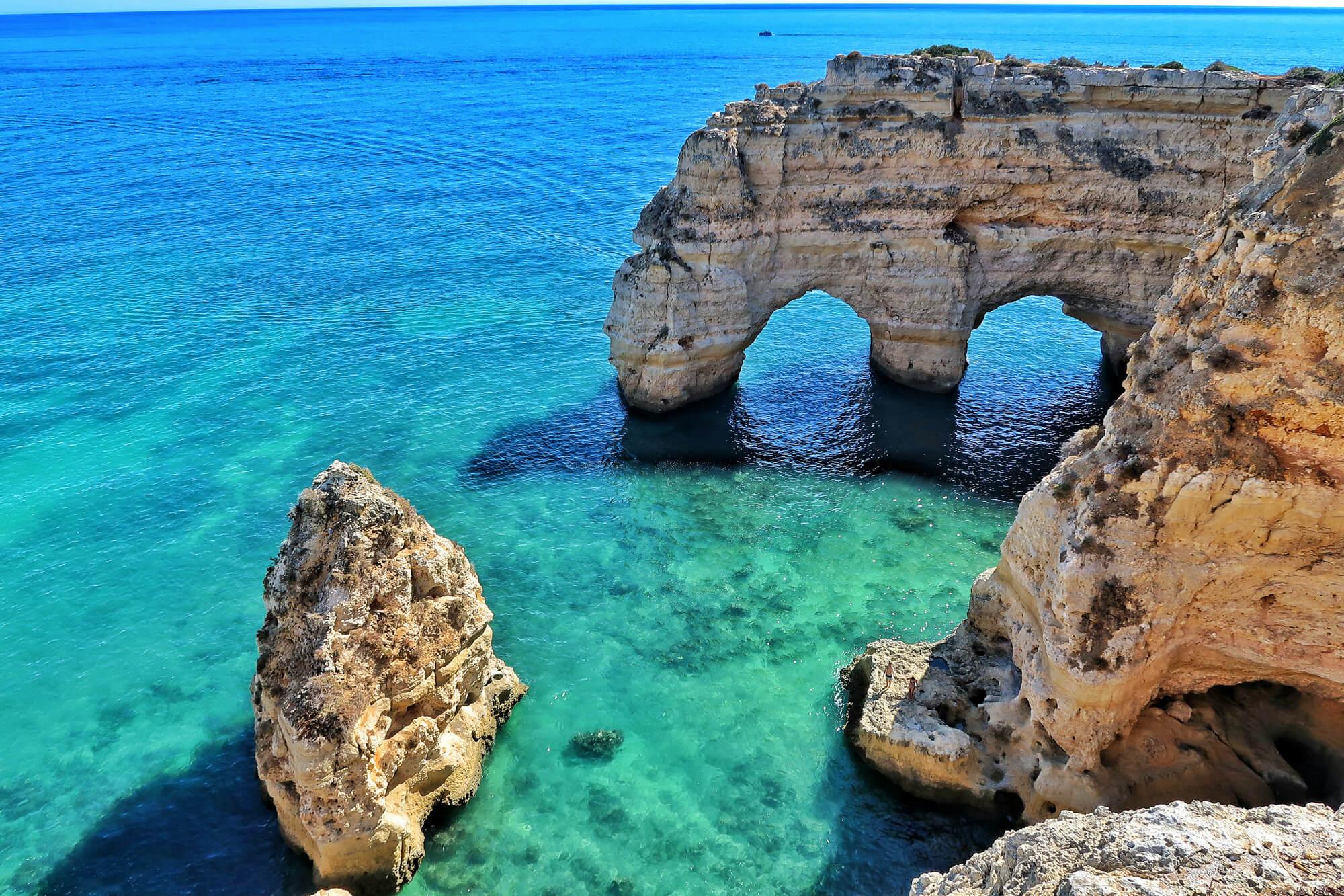 Spa Hotels Algarve Portugal