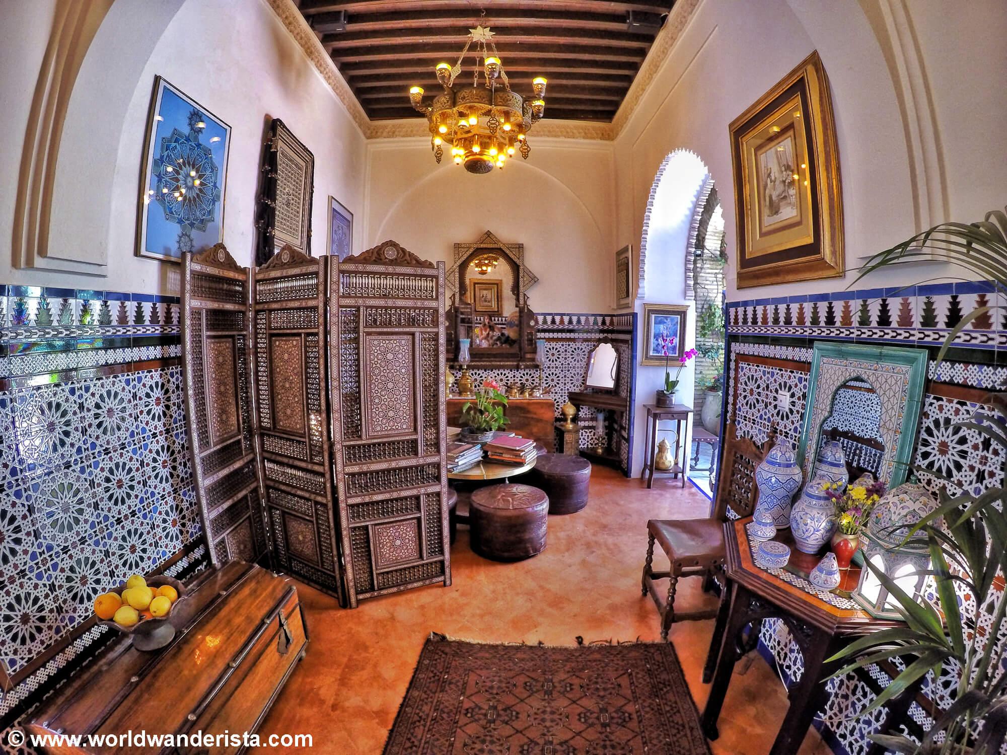 Casa Andalusi in Cordoba, a true hidden gem - WORLD WANDERISTA