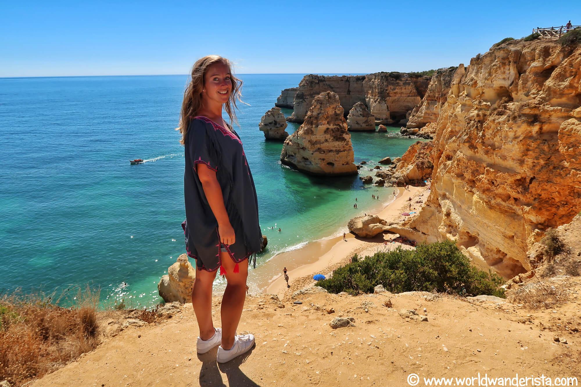 Short Break Algarve Bucket List World Wanderista