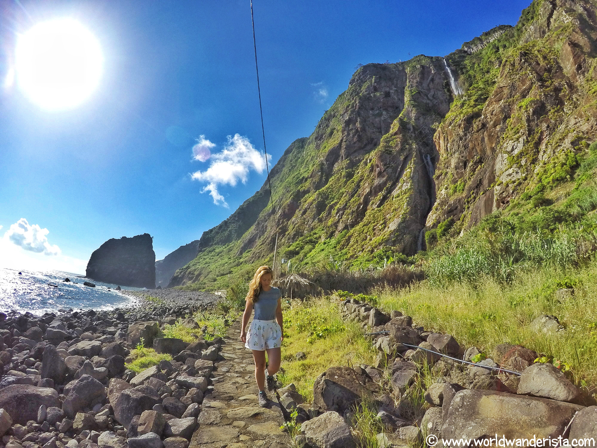 How To Escape The Crowds In Madeira World Wanderista
